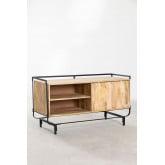 Mango Ghertu Wood TV Cabinet, thumbnail image 2