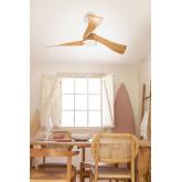 WINDLIGHT CURVE DC - Ultra-quiet 40W DC ceiling fan - Create, thumbnail image 1