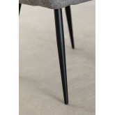 Fabric Dining Chair Zilen, thumbnail image 6