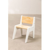 Blaby Kids Wood Table and Chair Set, thumbnail image 5