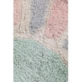 Cotton bath mat (86x74 cm) Sayla, thumbnail image 2