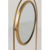 Table Mirror with Marble Tray Affra, thumbnail image 5