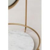 Table Mirror with Marble Tray Affra, thumbnail image 6