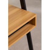Desk in Steel & Melamine Bhan, thumbnail image 6