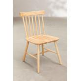 Shor Natural Kids Chair, thumbnail image 2