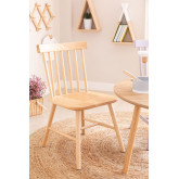 Shor Natural Kids Chair, thumbnail image 1