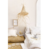 Ceiling Lamp in Rattan (Ø40 cm) Karab, thumbnail image 1