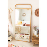 Wooden Standing Mirror (180x80 cm) Dani, thumbnail image 1