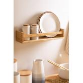 Bamboo Wall Shelf Tanno , thumbnail image 6