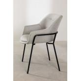 Leni Fabric Dining Chair, thumbnail image 3