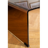 Transparent Glass Coffee Table (110x55 cm) Crhis, thumbnail image 4