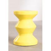 Round Ceramic Side Table Bolöh (Ø33 cm) , thumbnail image 3