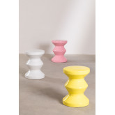 Round Ceramic Side Table Bolöh (Ø33 cm) , thumbnail image 1
