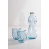 Kasster Recycled Glass Table Set, thumbnail image 1