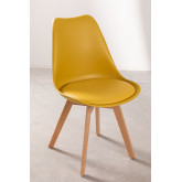 Pack of 4 Nordic Chairs, thumbnail image 2