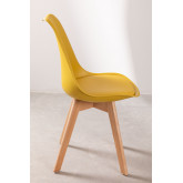 Pack of 4 Nordic Chairs, thumbnail image 3