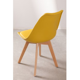 Pack of 4 Nordic Chairs, thumbnail image 4