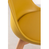 Pack of 4 Nordic Chairs, thumbnail image 5