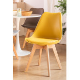 Pack of 4 Nordic Chairs, thumbnail image 1