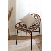 Rattan Dining Chair Nesse, thumbnail image 1