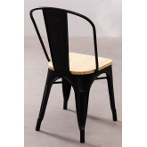Wooden Vintage LIX Chair, thumbnail image 4