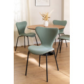 Upholstered Dining Chair Uit , thumbnail image 1