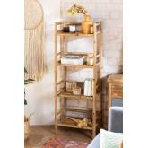 Shelf 4 shelves in Bamboo Ruols, thumbnail image 1