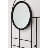 Wall Jewelry Box with Mirror Ord, thumbnail image 3