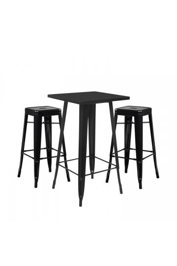 Set High Table LIX & 2 High Stools LIX