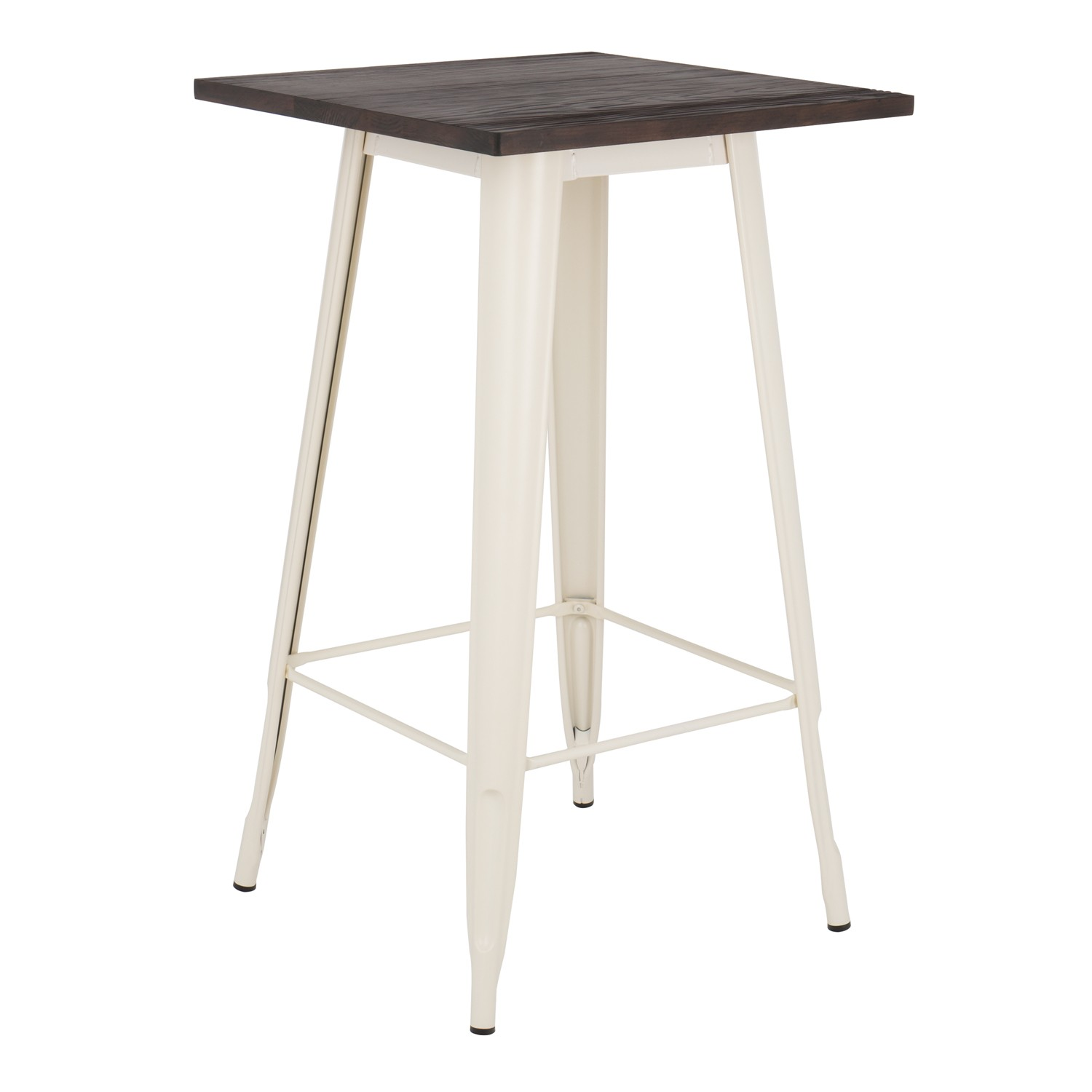 Wooden Matte LIX High Table, gallery image 1