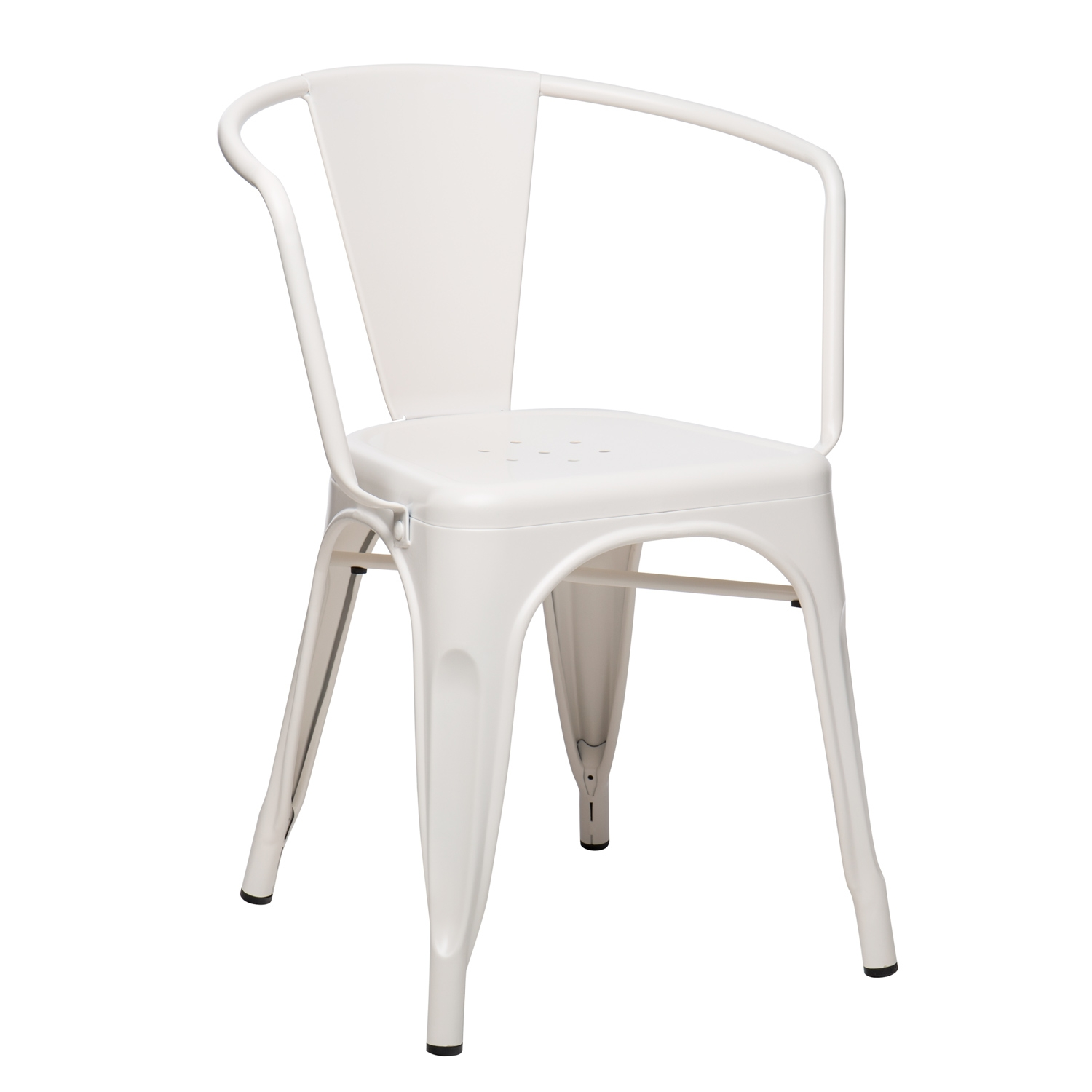 Matte LIX Chair with Armrests, gallery image 1