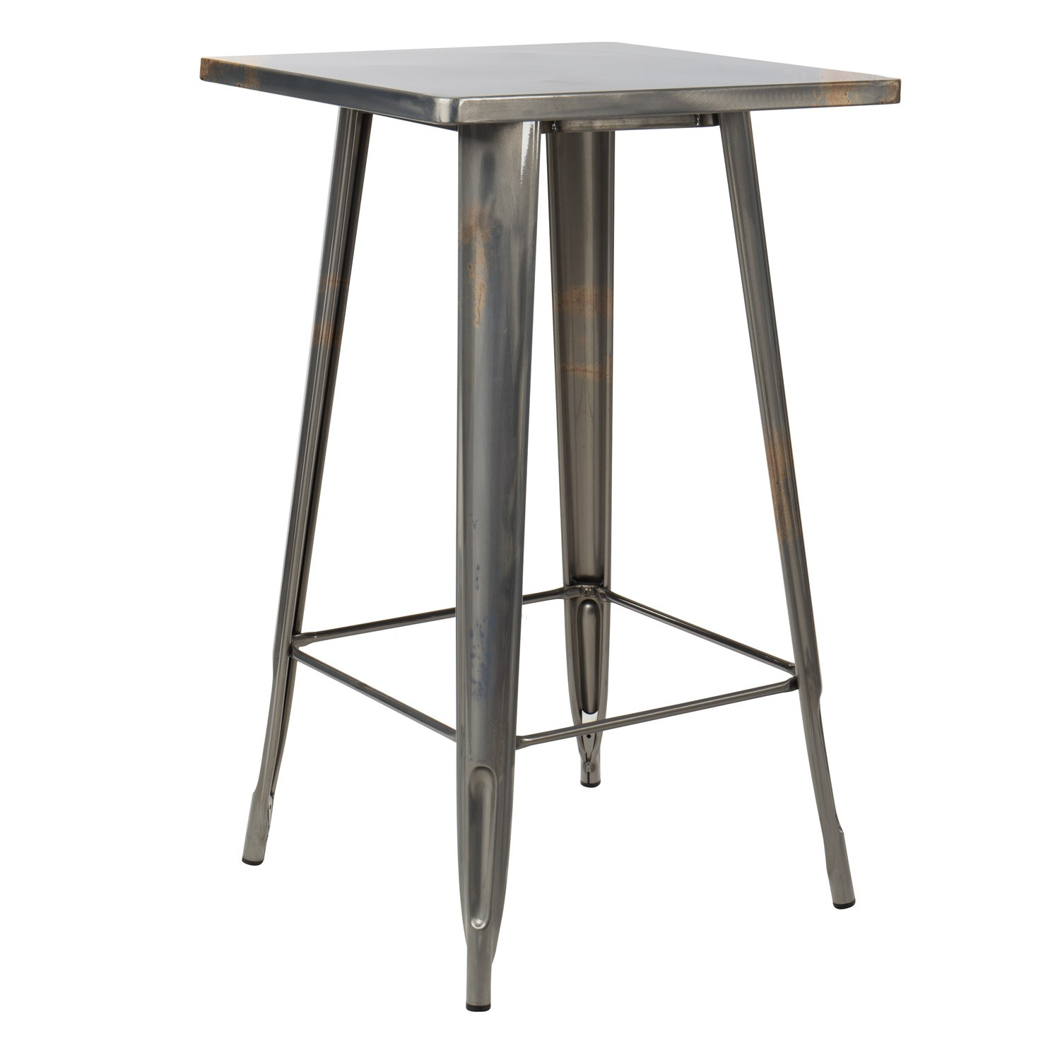 Brushed LIX High Table, gallery image 1