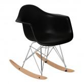 Metallic Brich Scand Rocking Chair [KIDS!], thumbnail image 1