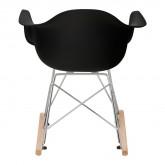 Metallic Brich Scand Rocking Chair [KIDS!], thumbnail image 2