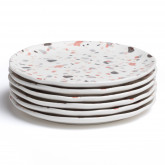 Pack of 6 Ecöh Small Plates, thumbnail image 5