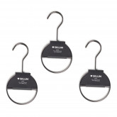 Set of 6 Metallic Gärde hangers for accessories, thumbnail image 3