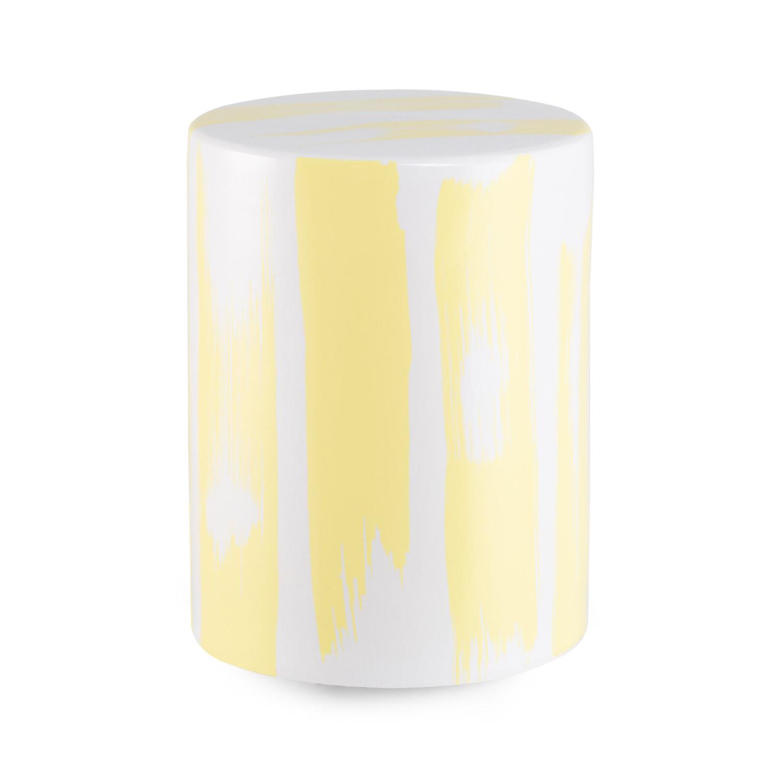 Auxiliary Round Ceramic Table (Ø 32,5 cm) Nipeh, gallery image 1