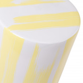 Auxiliary Round Ceramic Table (Ø 32,5 cm) Nipeh, thumbnail image 2