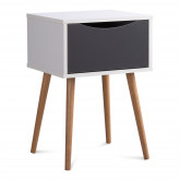 Babi Wooden Night Table , thumbnail image 2