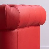 Chester Sytle Leatherette Sofa Charly, thumbnail image 4