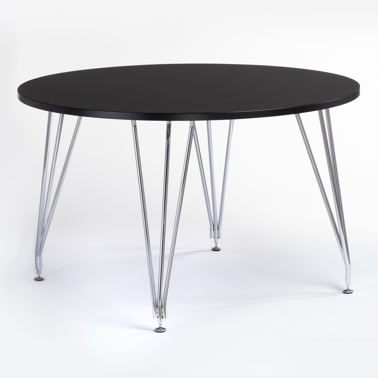 Angy Metallic Table Ø120, gallery image 1