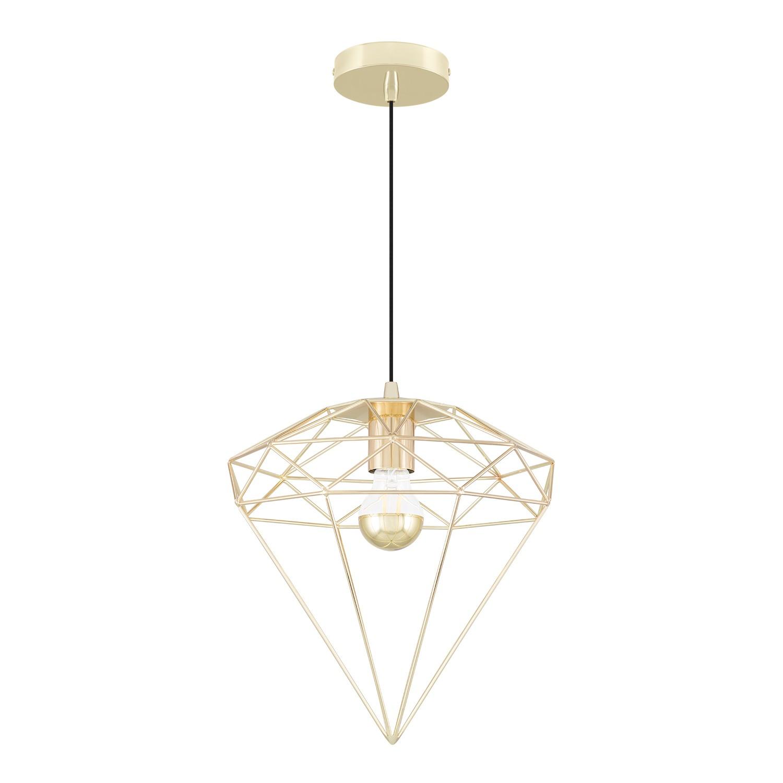 Metallic Diam Lamp, gallery image 1