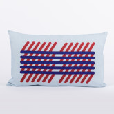 Band Silk Cushion, thumbnail image 1
