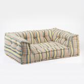 Cotton Modular Sofa Flaf, thumbnail image 1