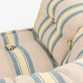 Cotton Modular Sofa Flaf, thumbnail image 5