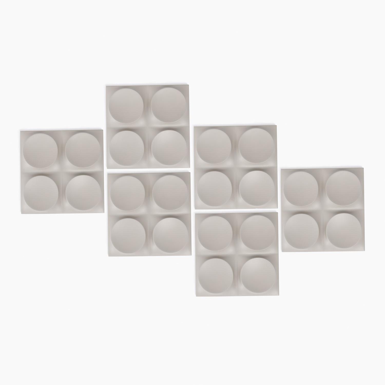 Blyss Cement Decorative Panel [6 pcs], gallery image 1