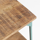 Trada Coffee Table with Wheels, thumbnail image 4