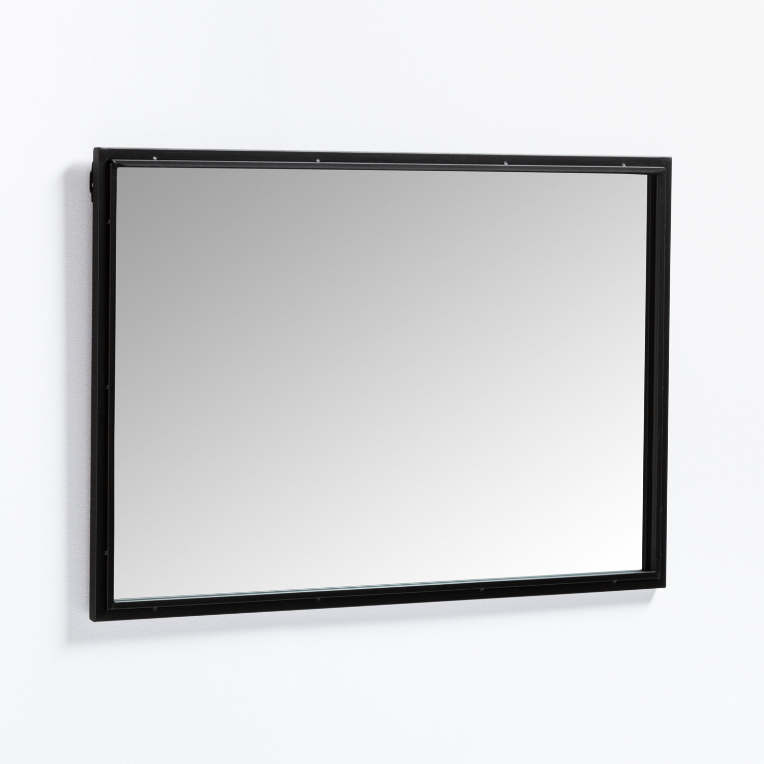 Rectangular Wall Mirror in Wood and Metal (60x95 cm) Ilme, gallery image 1