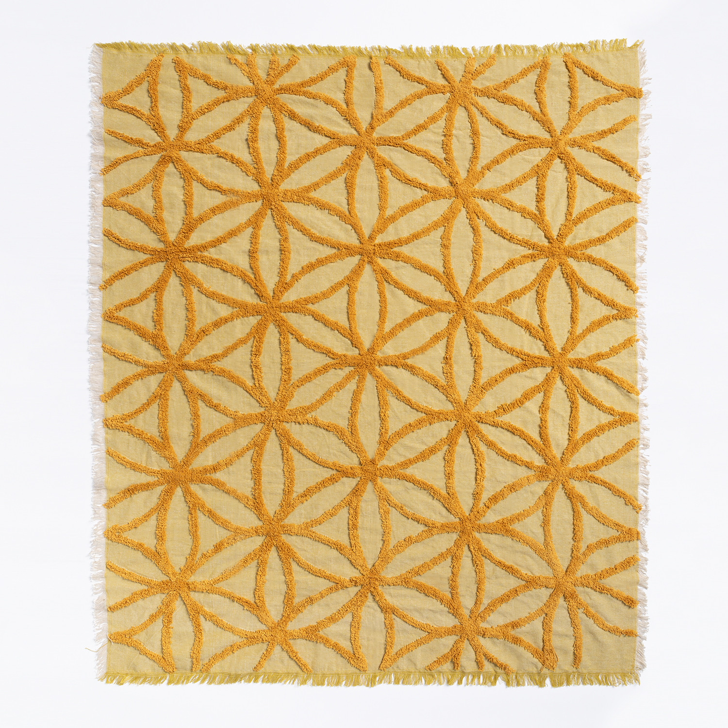Plaid Cotton Blanket Toth, gallery image 1