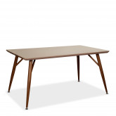 Katty Wooden Rectangular Dining Table 150cm, thumbnail image 630126